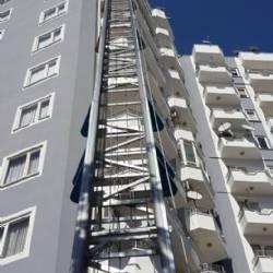 Mersin Kipa Civarı 11. Kat Asansörlü Taşımacılık
